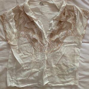 Forever 21 Short Sleeve Shirt